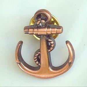 Anchor Lapel Pin - Collectible Anchor Brewing